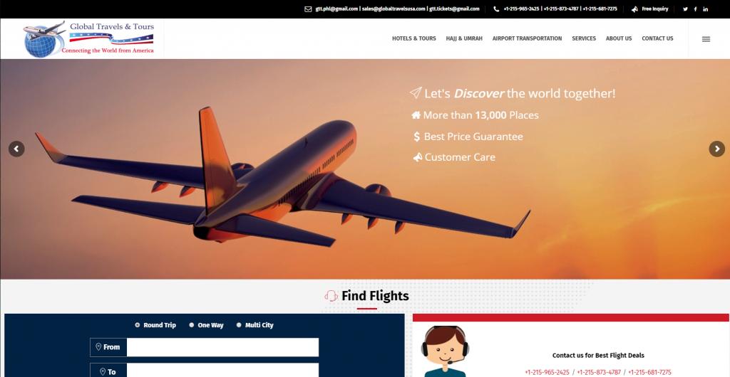 Global Travels USA