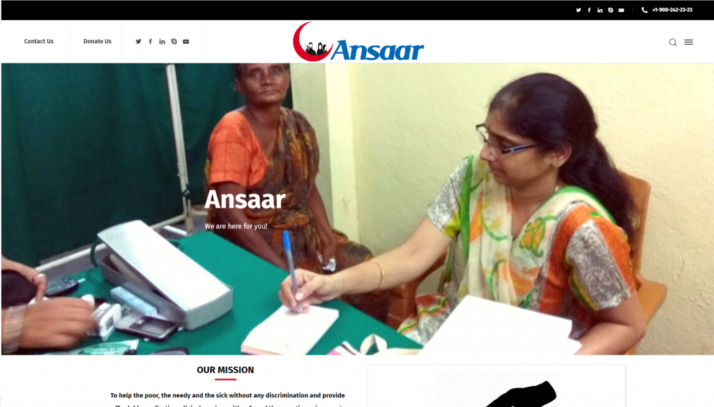 Ansaar Hospital